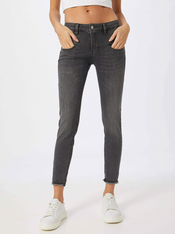 Freeman T. Porter 7/8-Jeans Alexa, Seitliche Eingrifftaschen
