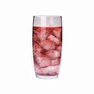 Arcoroc Tumbler-Glas »Baril«, Glas, Trinkglas Wasserglas Saftglas 250ml mit Füllstrich bei 02l Glas transparent 12 Stück