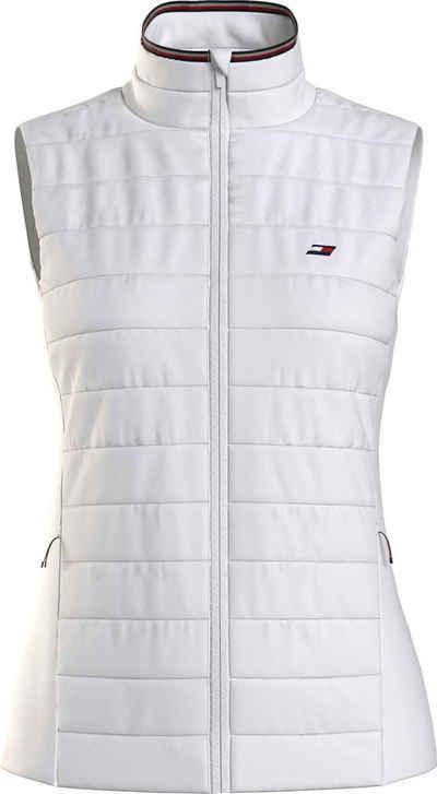 Tommy Hilfiger Sport Steppweste »REGULAR LBR PADDED GILET« mit leichter Wattierung & Tommy Hilfiger Sport Logo-Flag