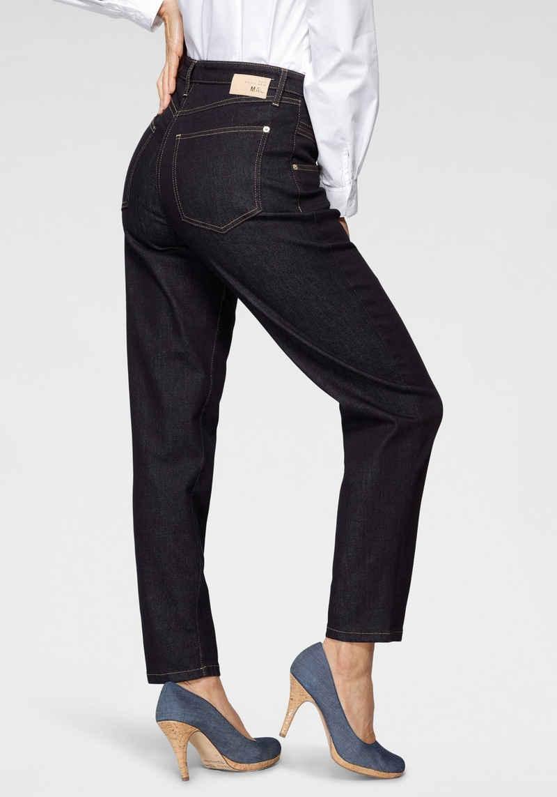 MAC Ankle-Jeans »Rich-Carrot Sylvie Meis« Krempelbarer Karotten-Schnitt von MAC mit Sylvie Meis
