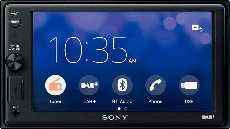 Sony »XAVAX1005KITEUR« Autoradio (Digitalradio (DAB), 55 W)