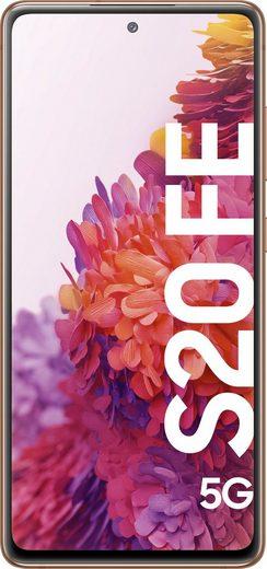 Samsung Galaxy S20 FE 5G Smartphone (16,4 cm/6,5 Zoll, 128 GB Speicherplatz, 12 MP Kamera)