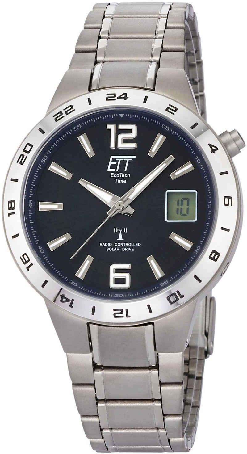 ETT Funkuhr »Basic Titan, EGT-11411-41M«