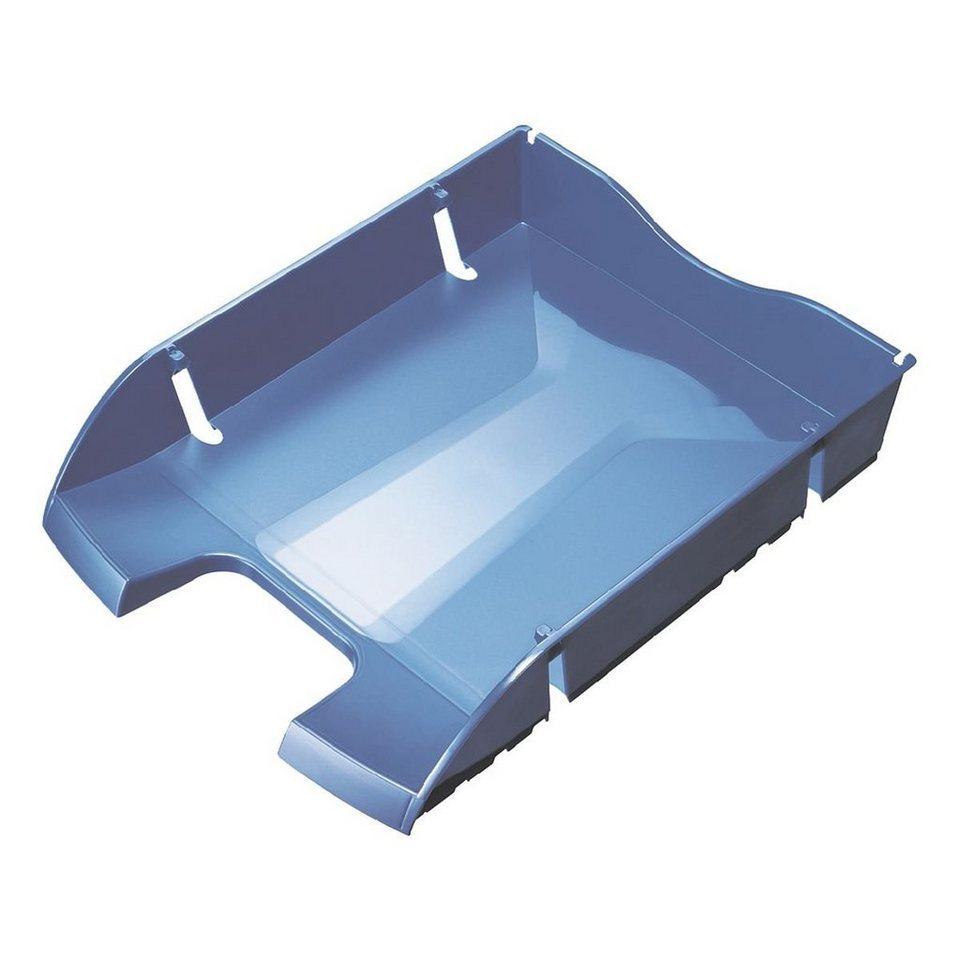 Helit Briefkorb in blau