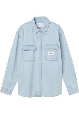 Calvin Klein Jeans Calvin KLEIN Džinsai Jeanshemd »OVERSI...