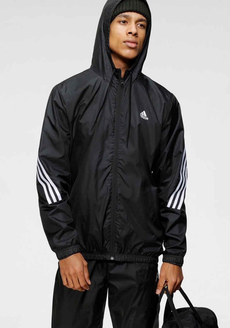 adidas Performance Trainingsanzug »Sportswear Woven Hooded Tracksuit«