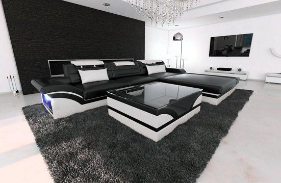 Sofa Dreams Sofa »Parma«, L Form