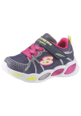 Skechers Kids »Blinkschuh Shimmer Beams« Sneaker su ...