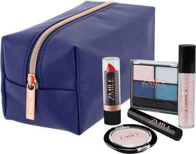 ZMILE COSMETICS Kosmetik-Set »Beauty in the bag! Blue«, 10-tlg.