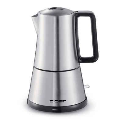 Cloer Espressokocher 5918 Mini-Espresso-Kocher