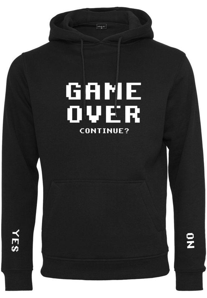 mistertee -  Kapuzenpullover »Ladies Game Over Hoody«