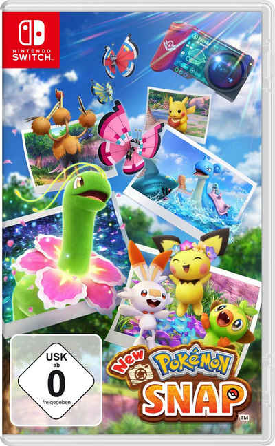 Product Image New Pokémon Snap [Switch]
