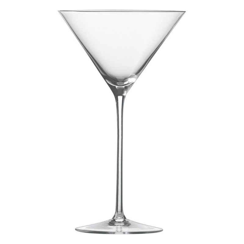 Zwiesel Glas Martiniglas »Enoteca«, Glas, handgefertigt