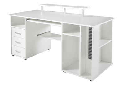 Weißer Schreibtisch Online Kaufen Otto