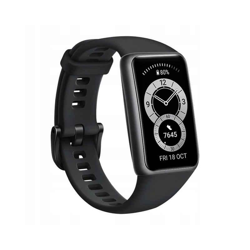 Huawei Huawei Band 6 Smartwatch (3,73 cm/1,47 Zoll) Smartwatch (3.73 cm/1.47 Zoll)
