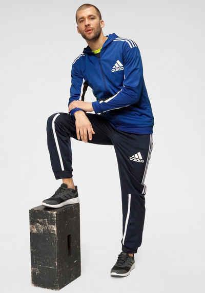 adidas Performance Trainingsanzug »TRACK SUIT« (Set, 2 tlg)