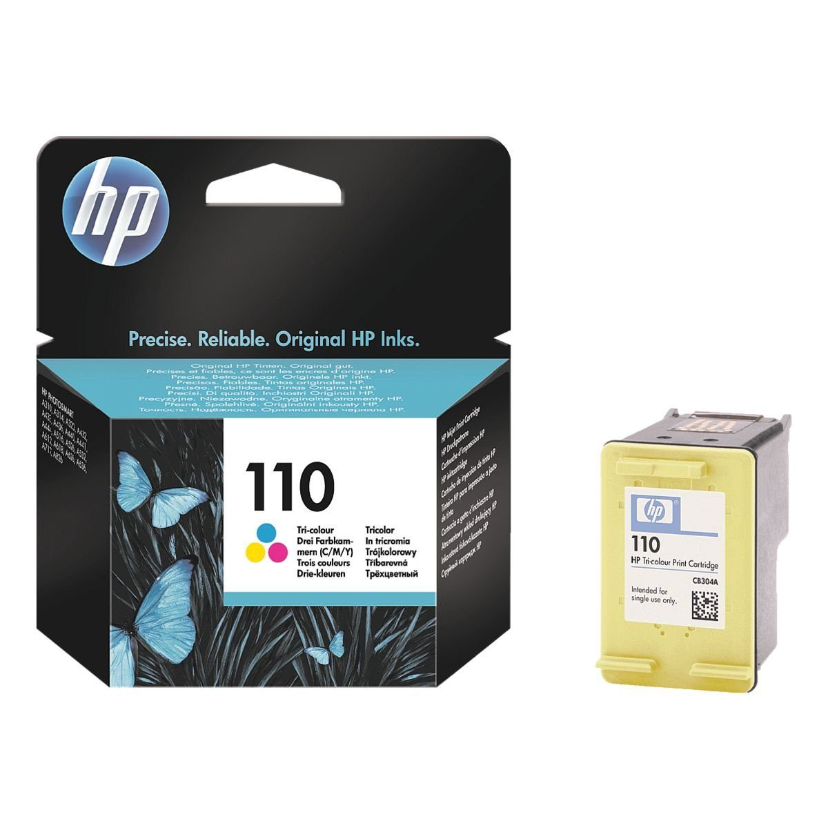 HP Druckpatrone »HP CB304AE« HP 110