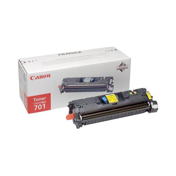 Canon Tonerkassette »701 Y«