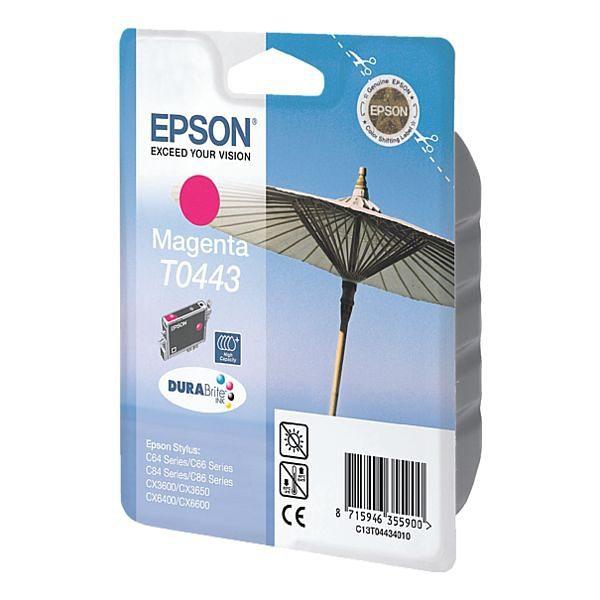Epson Tintenpatrone »T044340«