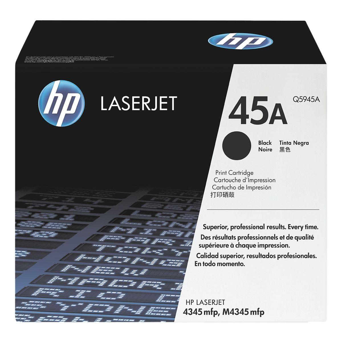 HP Druckkassette »HP Q5945A« HP 45A