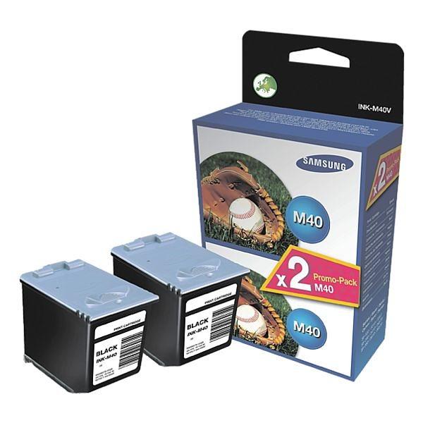 Samsung 2er-Set Tintenpatrone »Ink-M40«