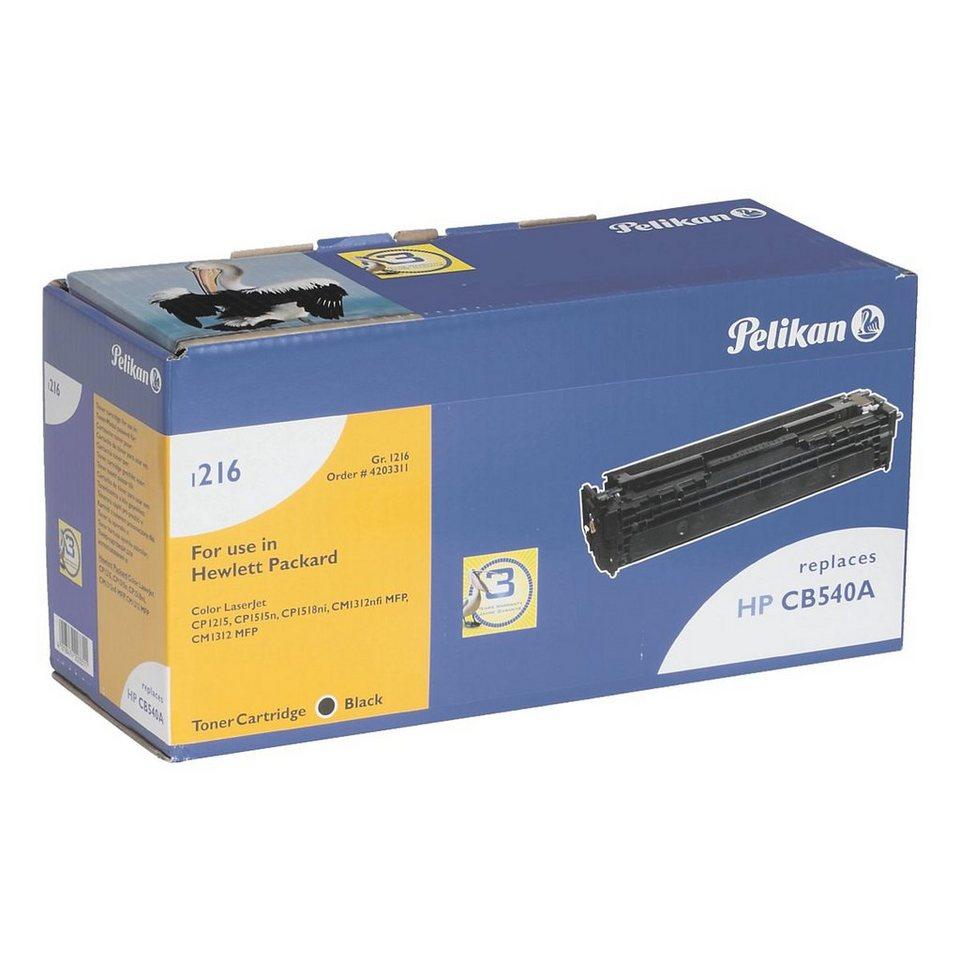 Pelikan Toner ersetzt HP »CB540A« Nr. 125A