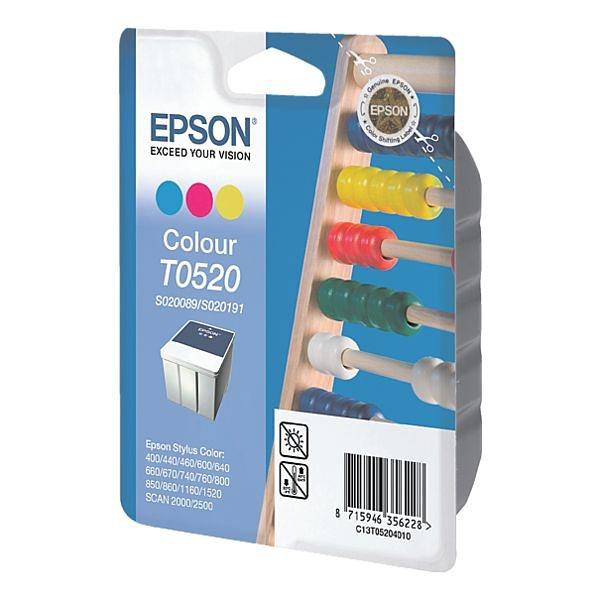 Epson Tintenpatrone »T052040«