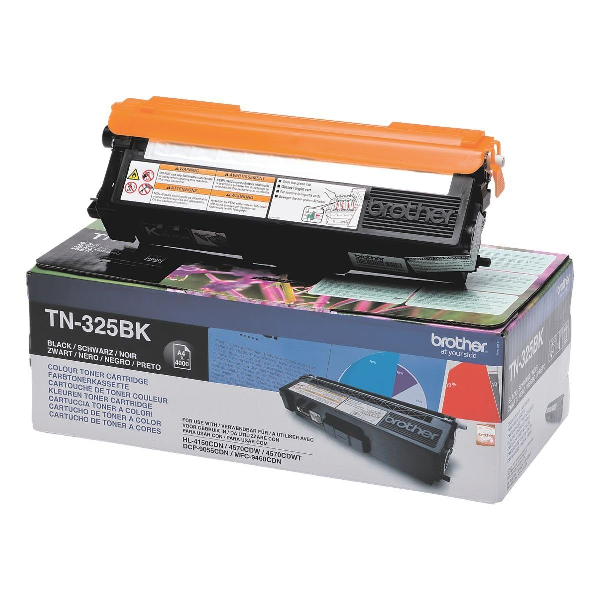 Brother Toner »TN-325BK«