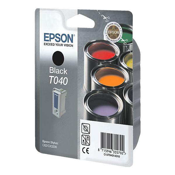 Epson Tintenpatrone »T040140«
