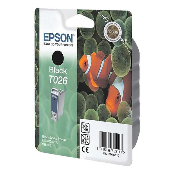 Epson Tintenpatrone »T026401«
