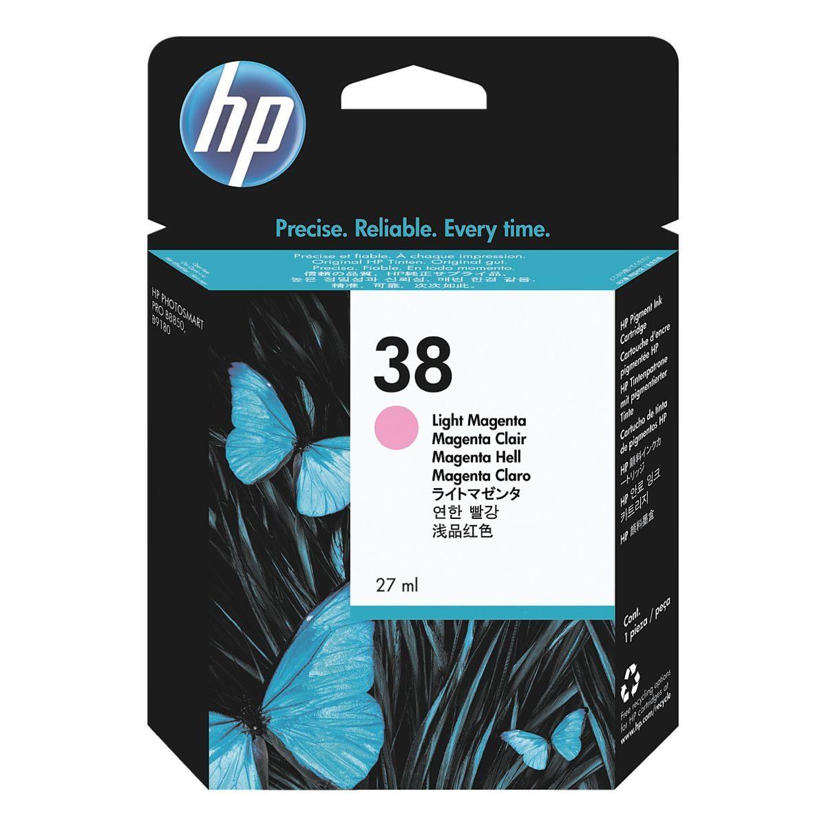 HP Tintenpatrone »HP C9419A« HP 38