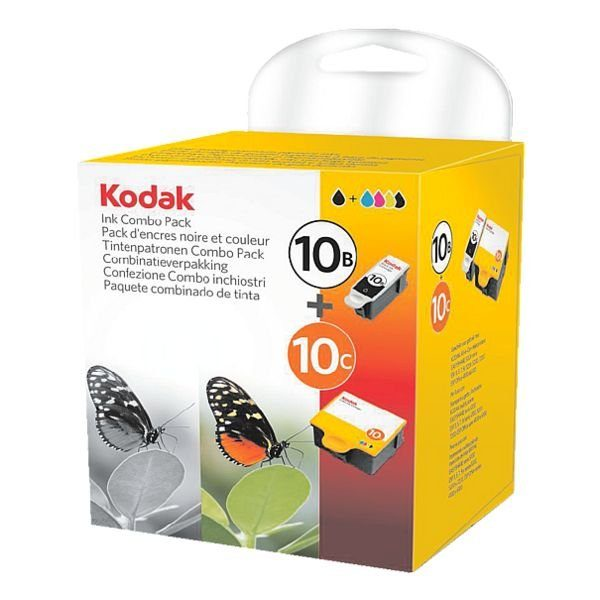 Kodak Tintenpatronen-ComboPack »10B & 10C«
