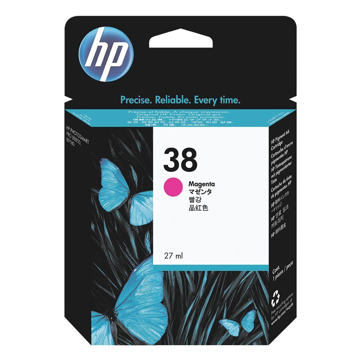 HP Tintenpatrone »HP C9416A« HP 38