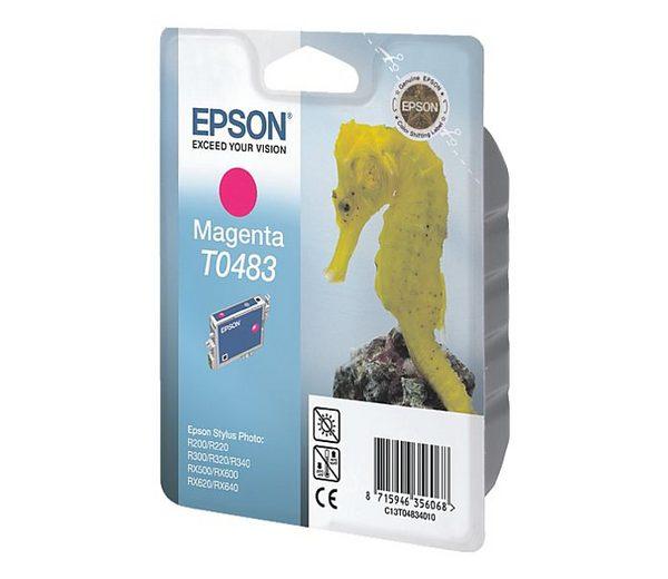 Epson Tintenpatrone »T048340«