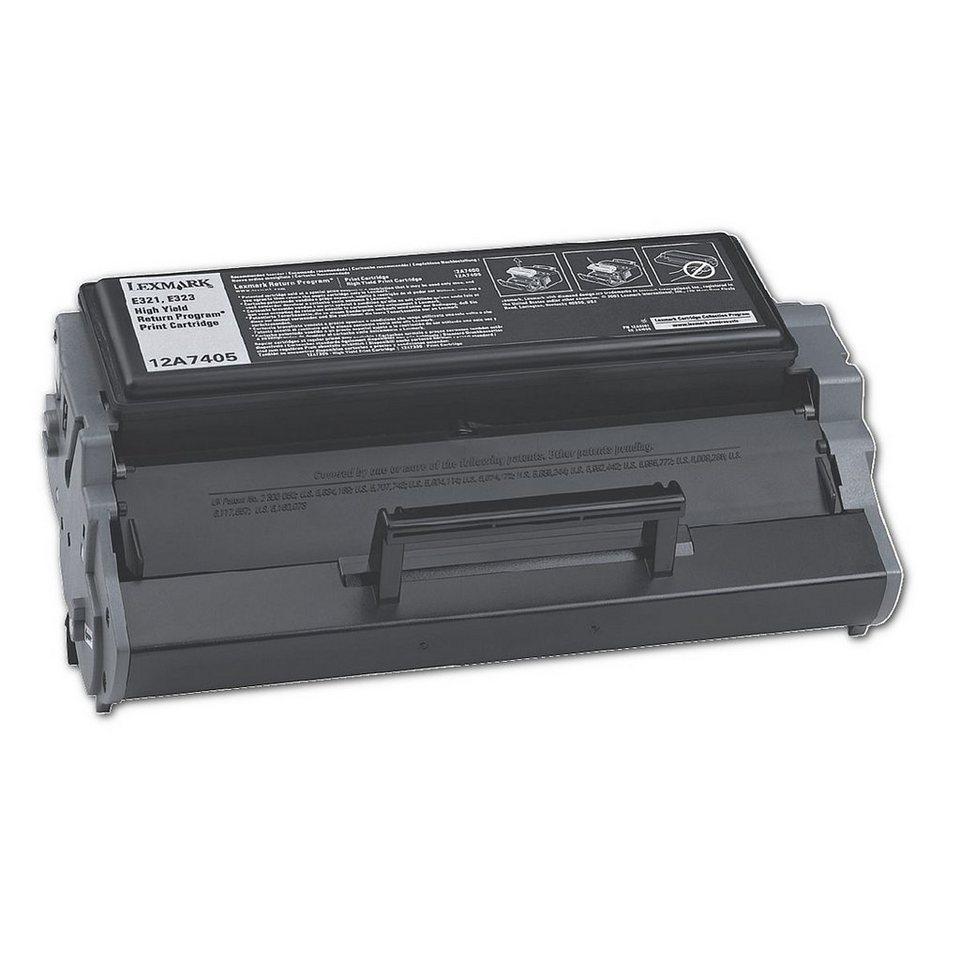 Lexmark Rückgabe-Druckkassette »0012A7405«