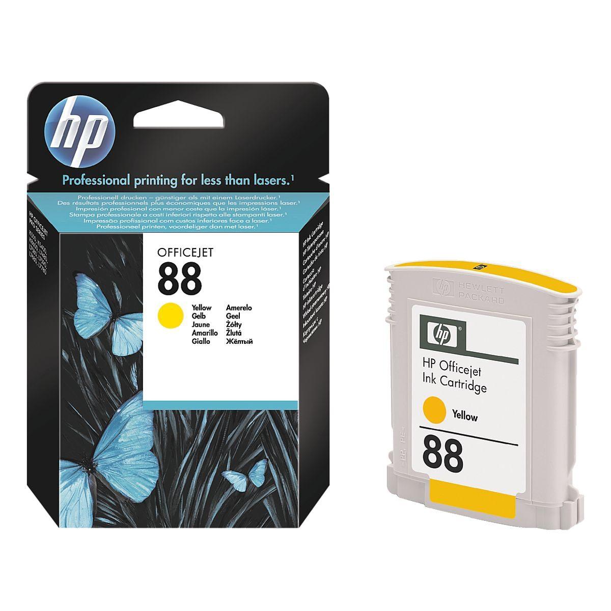 HP Tintenpatrone »HP C9388AE« HP 88