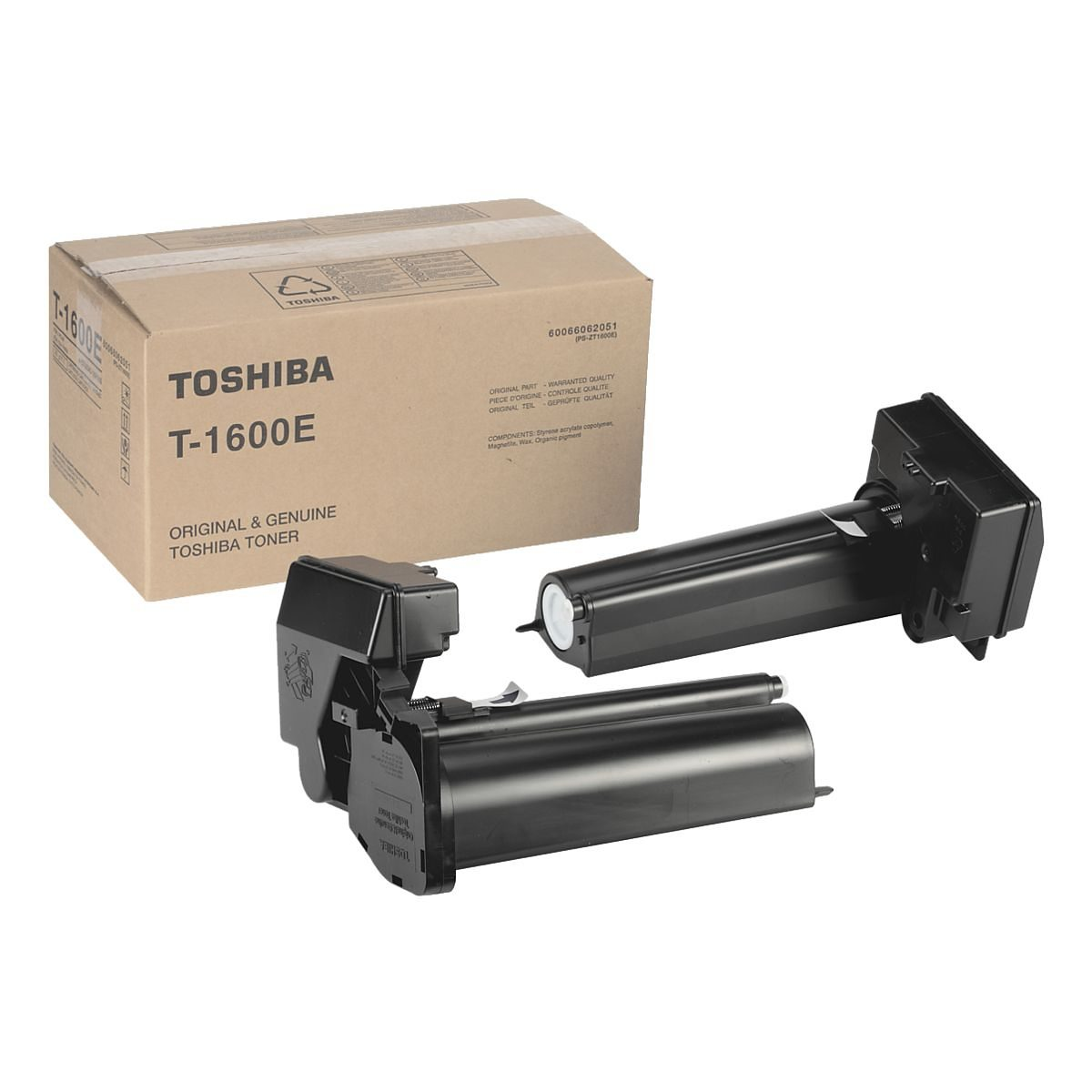 Toshiba Toner »T 1600E« Doppelpack
