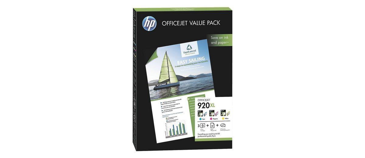 HP Tintenpatronen-Set »HP CH081A« HP 920XL mit 1 Pack ...