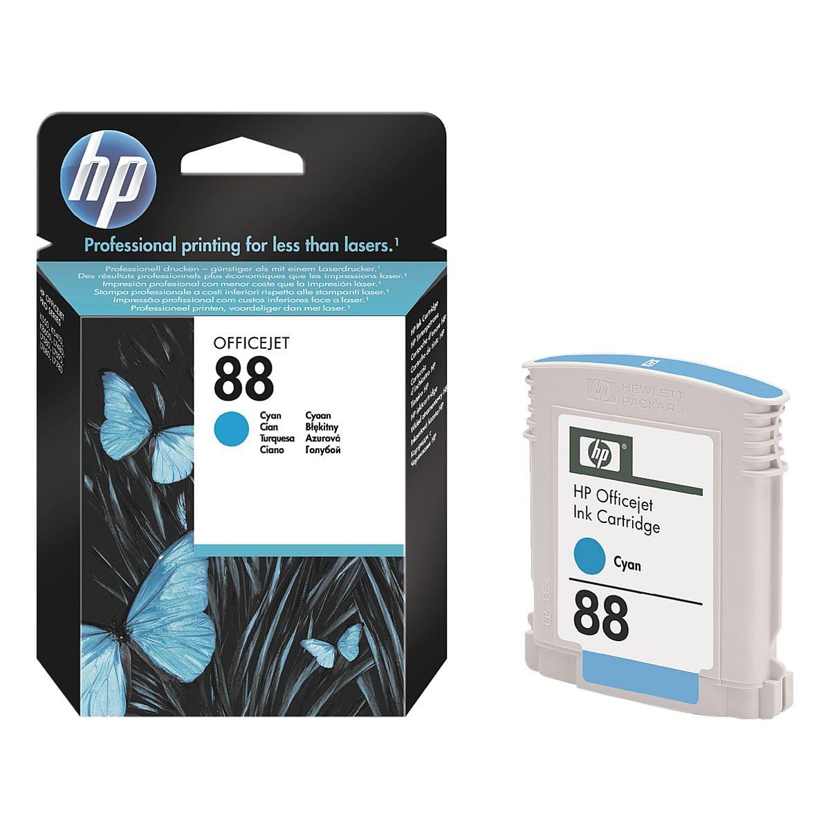 HP Tintenpatrone »HP C9386AE« HP 88