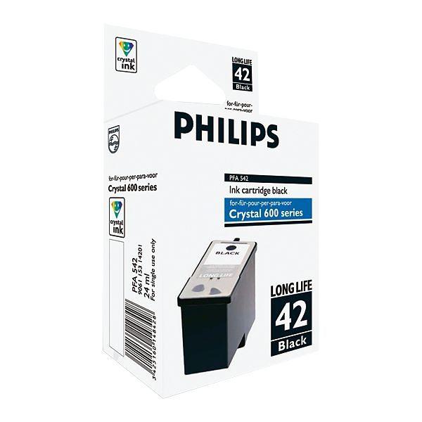 Philips Tintenpatrone »PFA542« Nr. 42