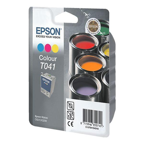 Epson Tintenpatrone »T041040«