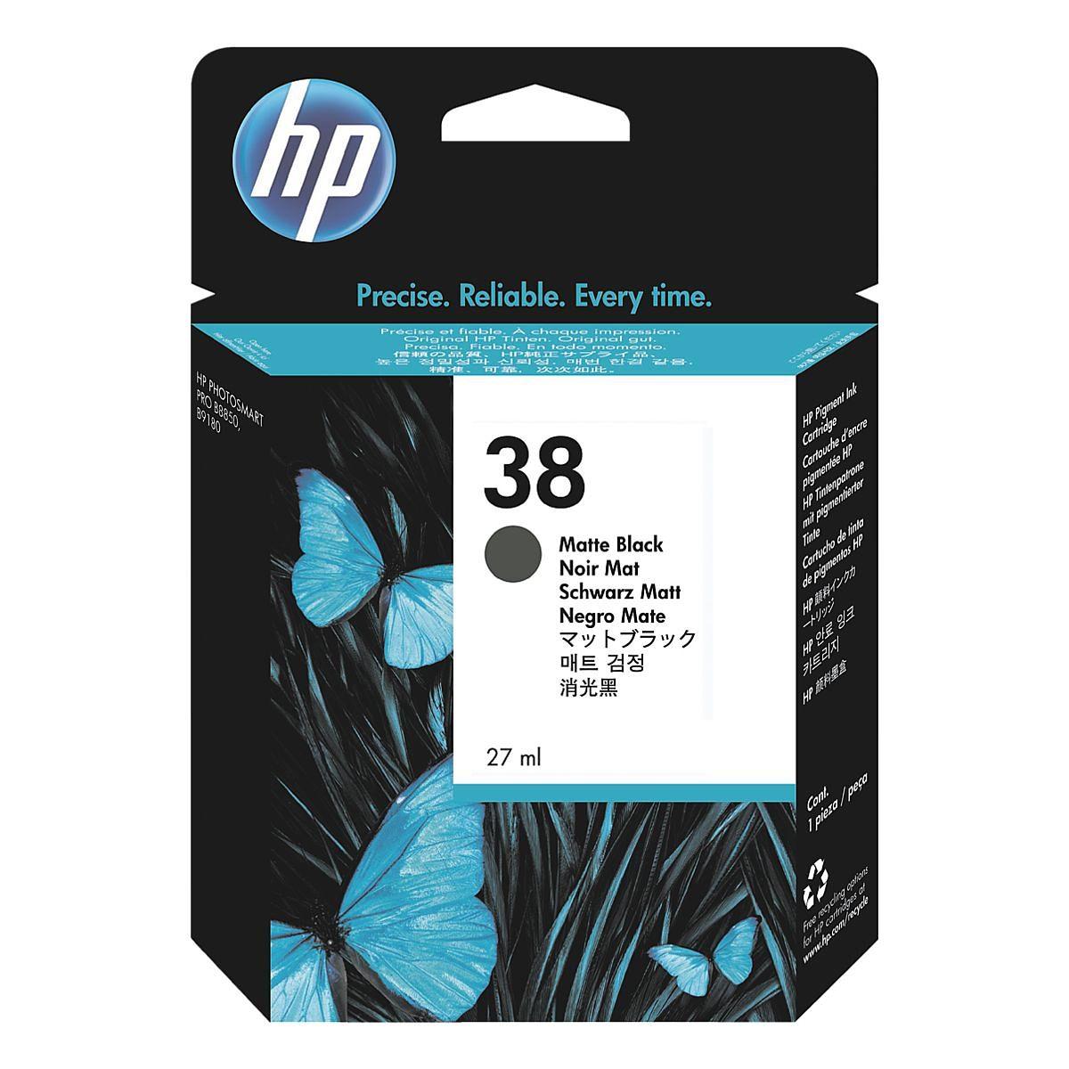 HP Tintenpatrone »HP C9412A« HP 38