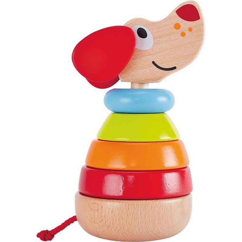 Hape Stapelspielzeug »Stapelhund Pepe«