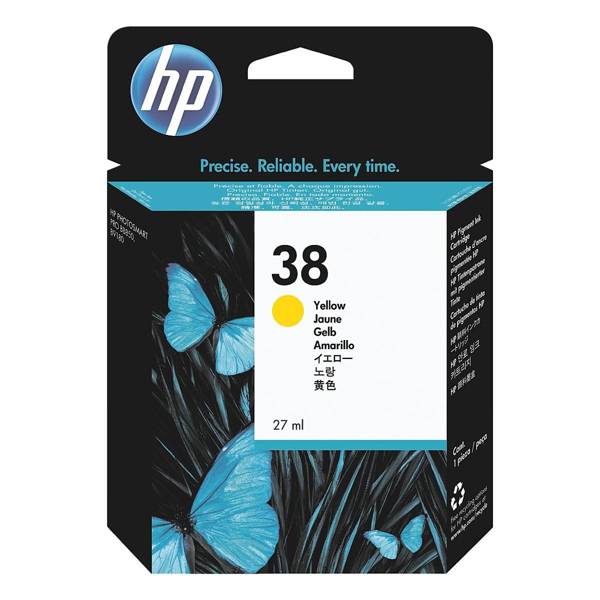 HP Tintenpatrone »HP C9417A« HP 38