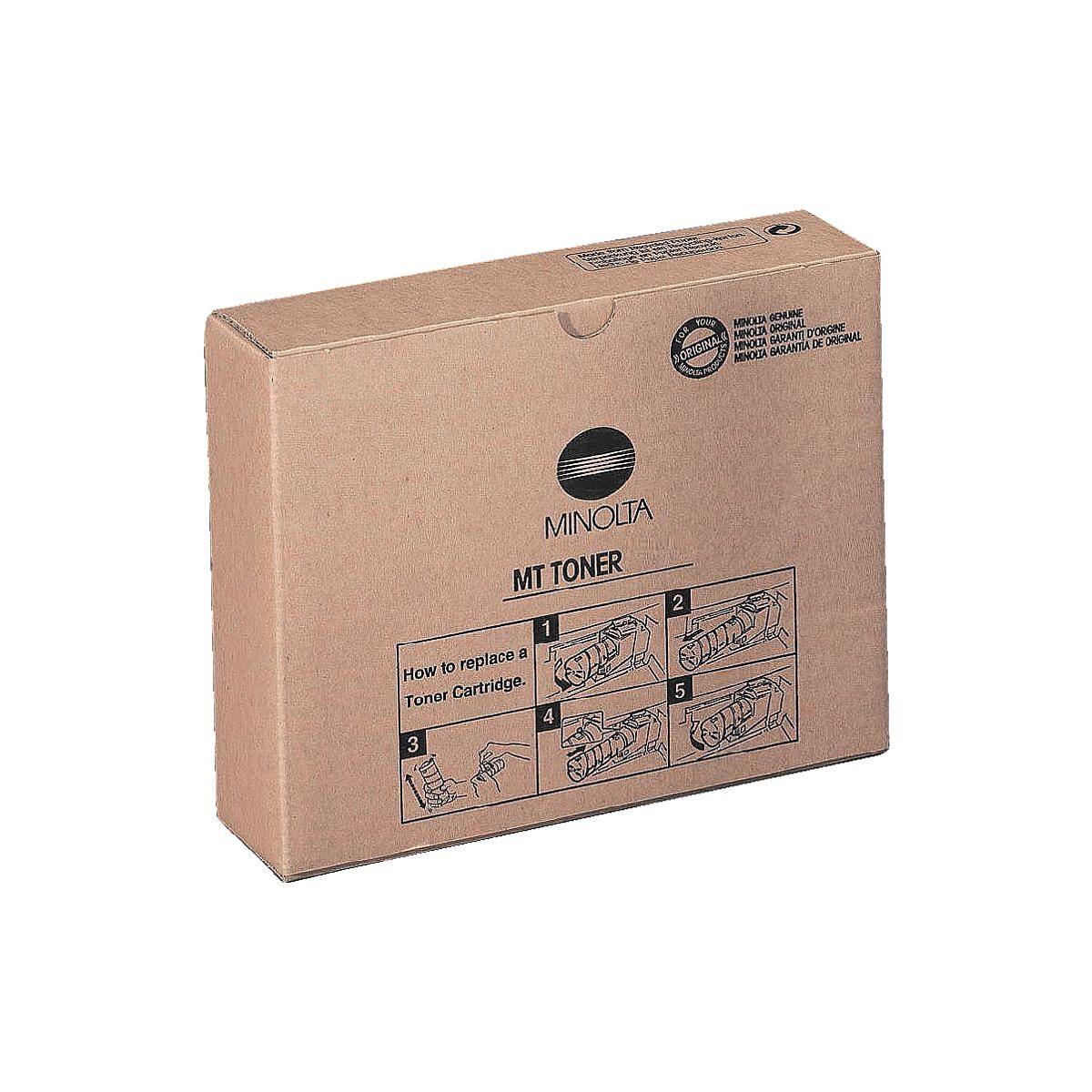 Konica-Minolta Doppelpack Toner »104 B«