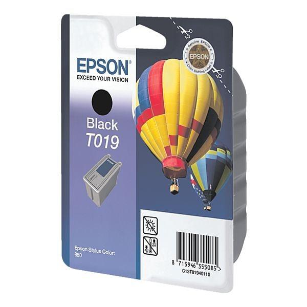 Epson Tintenpatrone »T019401«