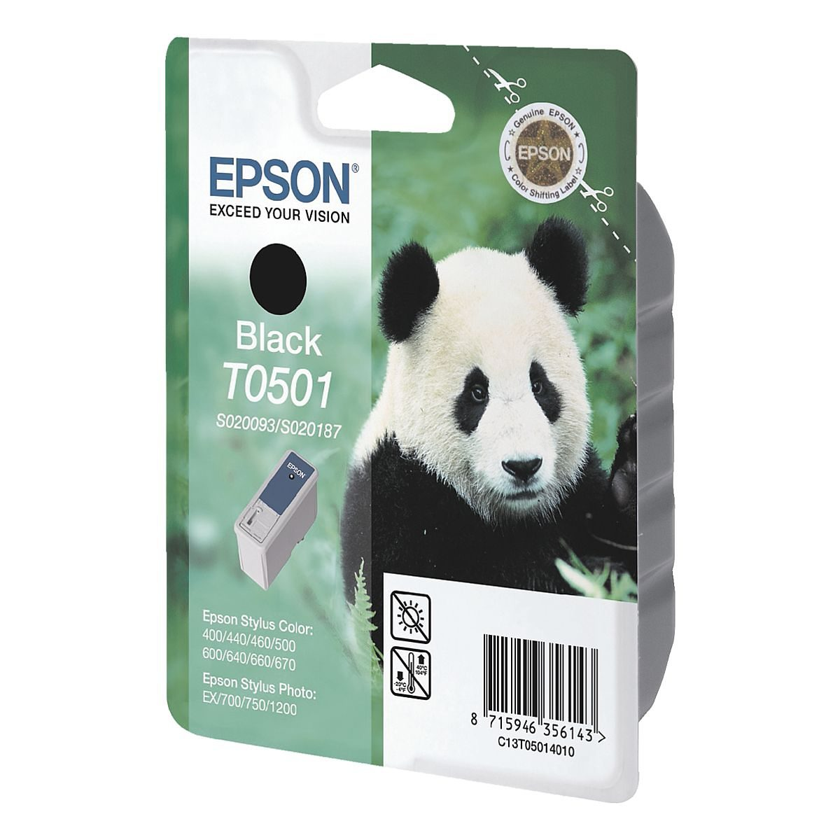 Epson Tintenpatrone »T050140«