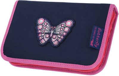 McNeill Federmäppchen »Butterfly«, Made in Europe