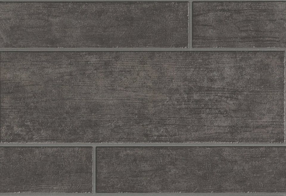 vliestapete livingwalls mustertapete in stein fliesenoptik online kaufen otto. Black Bedroom Furniture Sets. Home Design Ideas