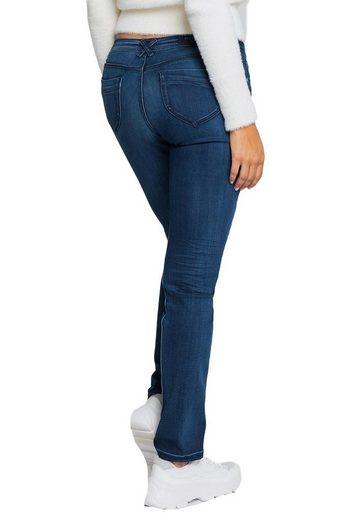 BLUE FIRE Jeanshose mit klassischem Schnitt »Nancy slim bfine«